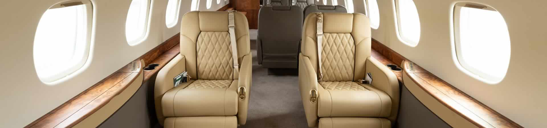 Private Jet Slider – Interior