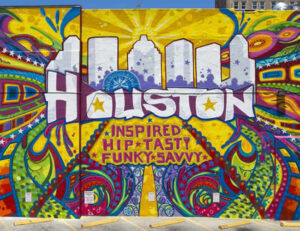 Houston TX Mural