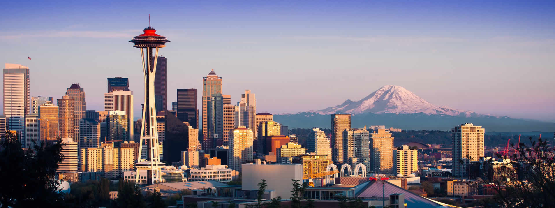 Seattle Private Jet Charter Rental