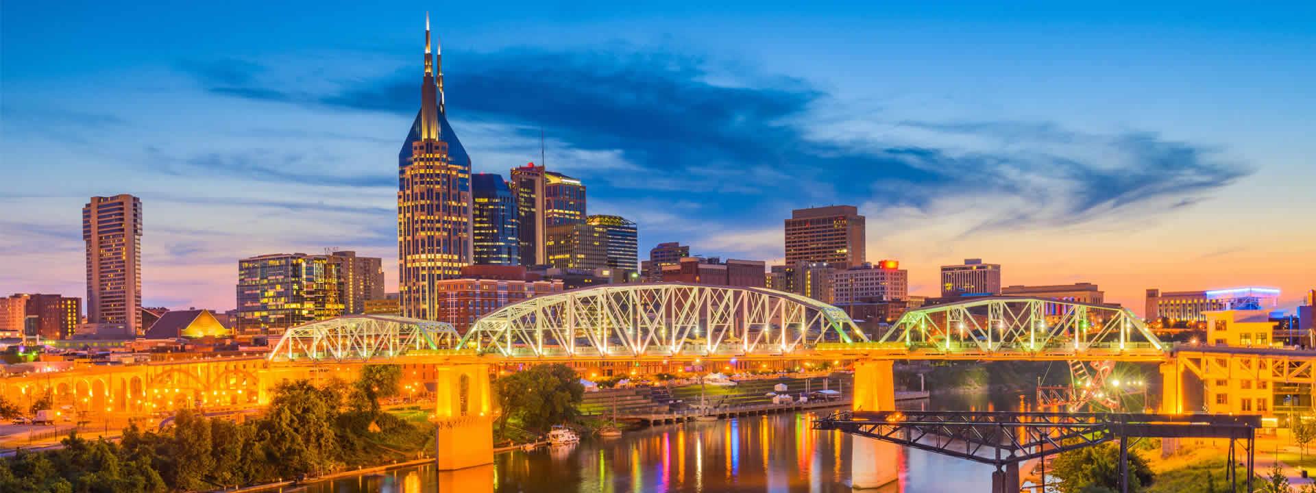 Nashville Private Jet Charter Travel King International